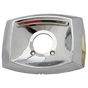 Lasco Simpatico 31644c Delta Rectangle Shaped Shower
