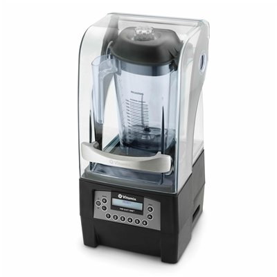 Vita-Mix 36019 The Quiet One, On-Counter, Electronic Touch Pad Controls, 48 Oz