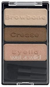 Wet n Wild Colour Icon Eye Shadow Trio Walking on Eggshells 4 g
