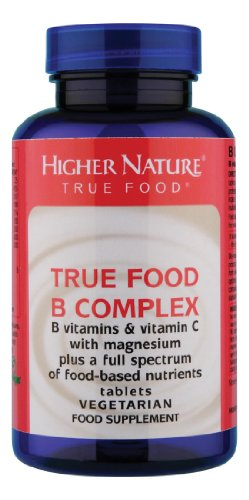 Higher Nature True Food B Complex Pack of 30