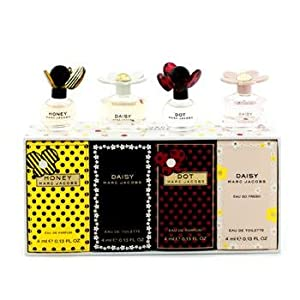Marc Jacobs Variety 4 Piece Mini Gift Set