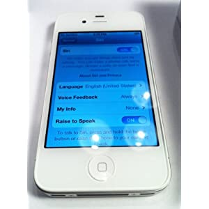 Apple iPhone 4S 64GB Smartphone White (LOCKED to AT&T): Elec