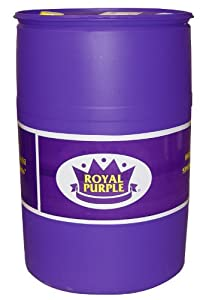 Royal Purple 55520 High Performance 5W20 Motor Oil Tote - 55 Gallon Drum