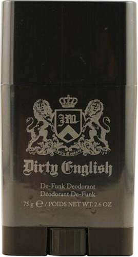 Dirty English by Juicy Couture For Men. Deodorant Stick 2.6-