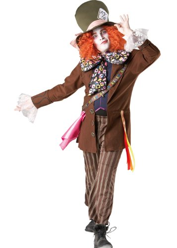 Mad hatter™ costume for man - XL