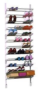 Your Over Door Shoe Rack - USA MADE - awaits...