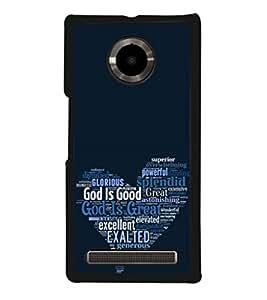 ifasho Designer Phone Back Case Cover YU Yuphoria :: YU Yuphoria YU5010 ( Kutta Cute Dog Face Pug )