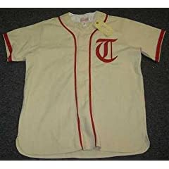 JULIO FRANCO SIGNED GAME USED TBC M&N TEXAS JERSEY~JSA~