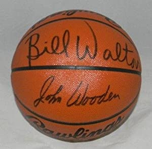 Bill Walton Autographed Basketball - John Wooden Ucla Bruins Ncaa Rawlings -... by Sports+Memorabilia