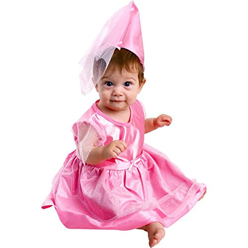 Pretty Princess Costume: Baby's Size 12-18 Months