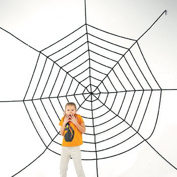 JUMBO 11FT PLUS SPIDER WEB