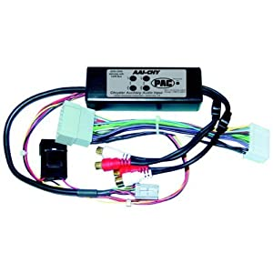 PAC AAI-CHY Dual Auxiliary Audio Input For Chrysler Vehicles