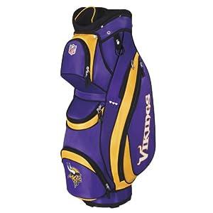 Wilson NFL Minnesota Cart Bag by Wilson