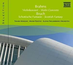 Violinkonzert/Schott. Fantasie