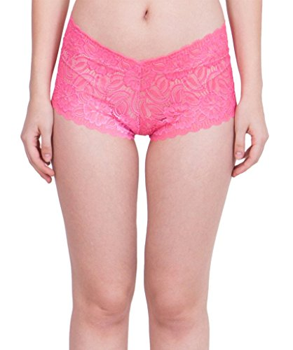 Azeeva-Pink-Lace-Panty