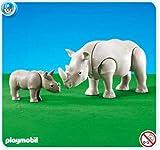 PLAYMOBIL 7989 - Rhino with Baby