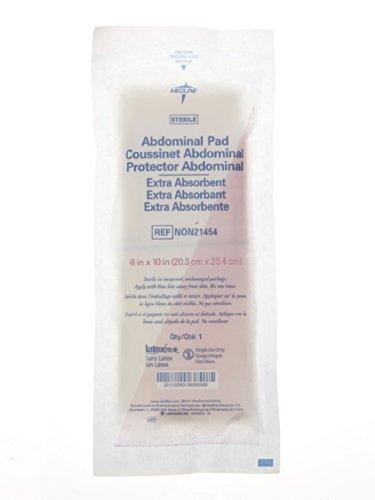 medline-non21454-non21454z-sterile-abdominal-pads-pack-of-18