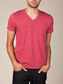 Feeder Stripe V-Neck Tee