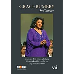 Grace Bumbry In Concert [DVD Video]