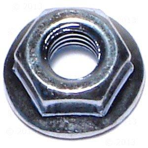 4mm-0.7 Flange Nut (20 pieces)