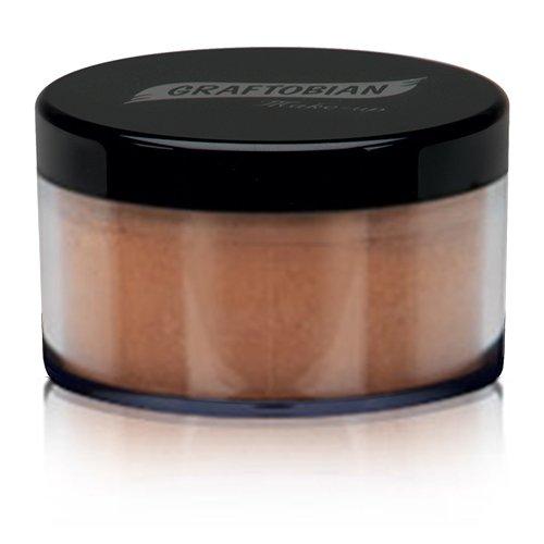 Graftobian HD LuxeCashmere Setting Powder - Pecan Pie (0.7 oz) (Pie Powder compare prices)