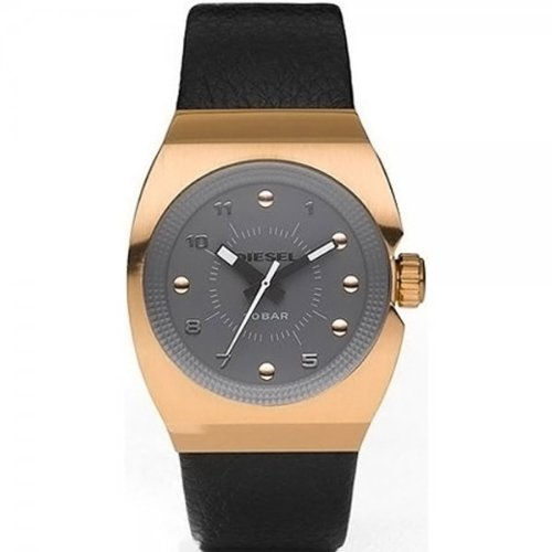 Diesel DZ5255 Ladies Black Rose Gold Watch