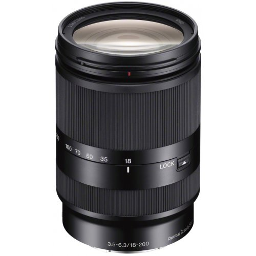 Low priced Sony 18-200mm F3.5-6.3 E-Mount Lens