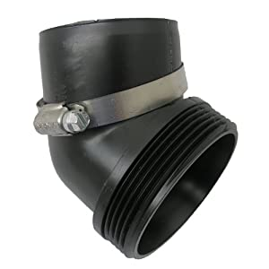 Amazon.com: LASCO RV377 RV Sewer Drainage Fitting with 3