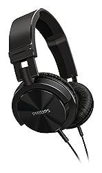 Philips SHL3000 Over-Ear Headphone (Black)