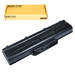HP Pavilion ZD7015US-DT859UR Laptop Battery - Premium Bavvo® 12-cell Li-ion Battery