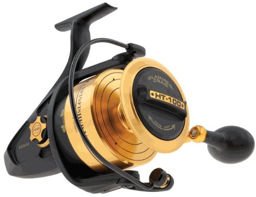 PENN FISHING TACKLE Penn Spinfisher V SSV3500 Spinning Reel