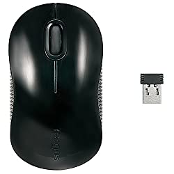 Targus Amw063Ap Wireless Blue Trace Mouse (Black)