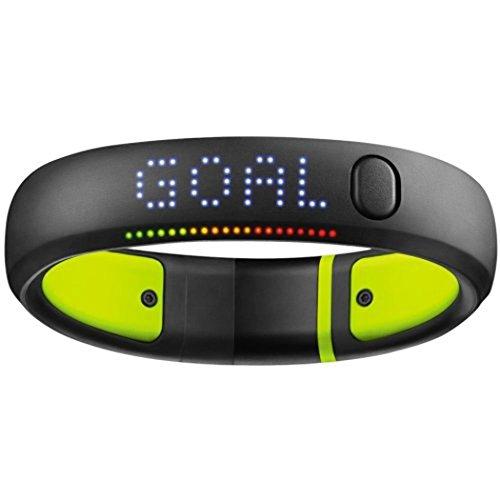 Nike+ fuelband SE ナイキフューエルバンド ナイキスポーツバンド (ブラック×ボルト, M/L) [並行輸入品]