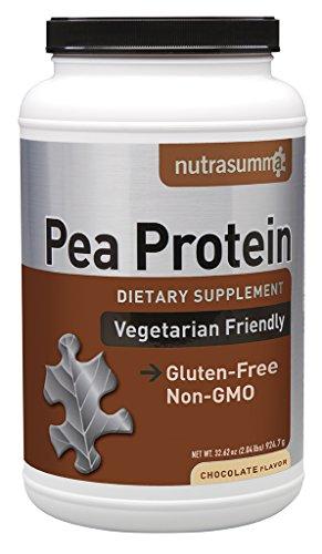 "Nutra Summa Pea Protein ""Bloat Free""-Chocolate-2 - 2.05 Lb"