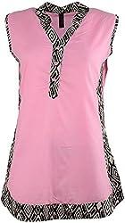 Siddhi Garments Women's Cotton Regular Fit Tops - SG0048