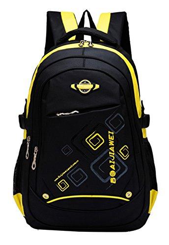 SellerFun-Unisex-Child-Girl-Boy-Nylon-Light-Comfort-Student-School-Bag-Backpack
