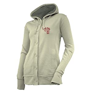 NCAA Florida State Seminoles Ladies Chunky Cable Hoodie by Ouray Sportswear