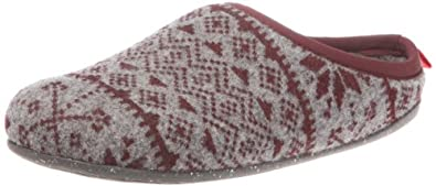 Camper Women's Wabi Tweed Gris Flock Moccasin 20889-023 4 UK