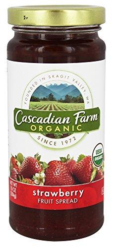 Cascadian Farm - Organic Fruit Spread Strawberry