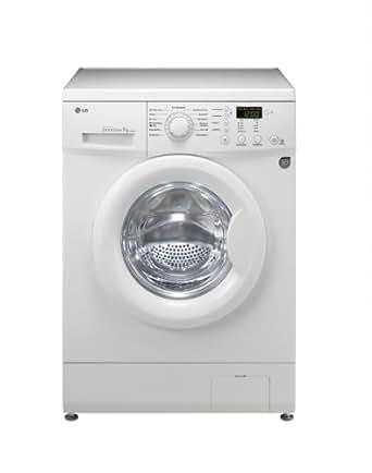 lg f1492qd frontlader waschmaschine a a 1400 upm 7 kg inverter direct drive super leise. Black Bedroom Furniture Sets. Home Design Ideas