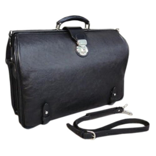 GAZA DINALY BUSINESSII[ガザ・ディナリービジネスII]本革製ダレス型ビジネスバッグAOL4876 (ブラック)