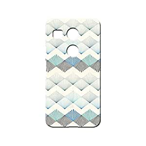 BLUEDIO Designer 3D Printed Back case cover for LG Nexus 5X - G0384