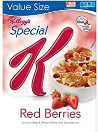Kellogg's Special K Cereal, Red Berries, 14.7 Oz