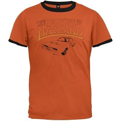 Dukes Of Hazzard - Distressed Logo T-Shirt