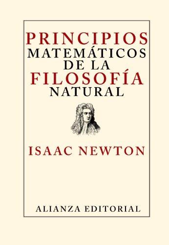 PRINCIPIOS MATEMATICOS DE LA FILOSOFIA NATURAL