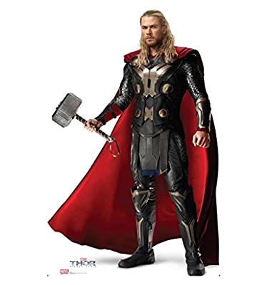Marvel's Thor 2: The Dark World - Advanced Graphics Life Size Cardboard Standup