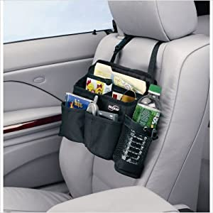front or back car seat organizer