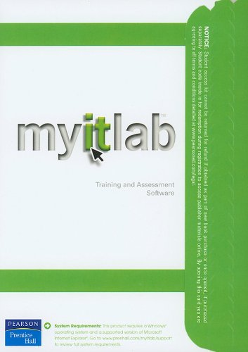 myitlab -- Access Card (12-month access)