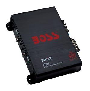 Boss Audio R1004 4-Channel Mosfet Power Amplifier by BOSS AUDIO