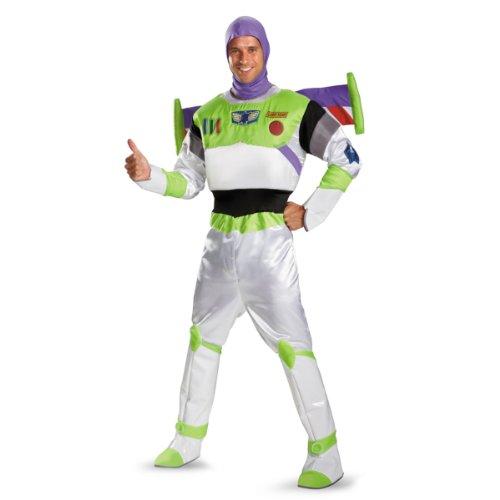 Mens Buzz Lightyear Costume